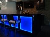 <p>Back-lit Bar Panels</p>
