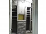 <p>Custom Painted Closet Cabinetry</p>