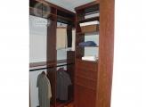 <p>Melamine Wood Color Adjustable Closet</p>