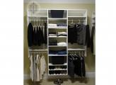<p>Basic Adjustable Closet System</p>