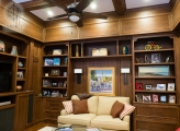 <p>Library: Stained Cherry Plus Coffered Ceiling</p>
