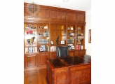 <p> Walnut Home Office</p>