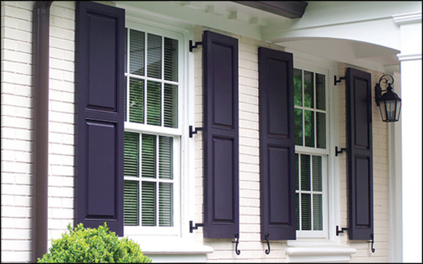 Exterior Shutters: Choosing the Right Shutters for Your Home