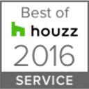 Houzz Best of Service 2016